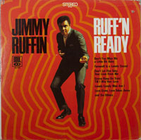 JIMMY RUFFIN  -  RUFF'N'READY - march - 1969