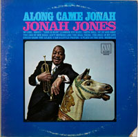 JONAH JONES  -  ALONG CAME JONAH - march - 1969