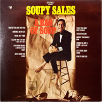 SOUPY SALES  -  A BAG OF SOUP - april - 1969