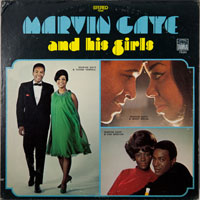 MARVIN GAYE  -  MARVIN AND HIS GIRLS - may - 1969