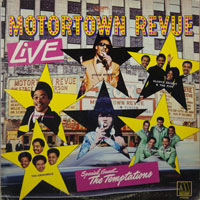 VARIOUS  -  MOTORTOWN REVIEW LIVE - july - 1969