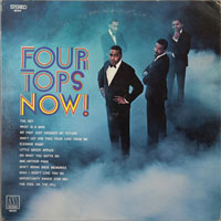 FOUR TOPS  -  NOW - june - 1969