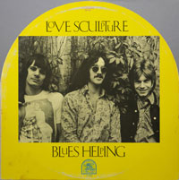 LOVE SCULPTURE  -  BLUES HELPING  - august - 1969