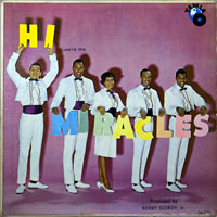 MIRACLES  -  HI WE'RE THE MIRACLES - june - 1961