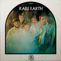 RARE EARTH  -  GET READY - august - 1969