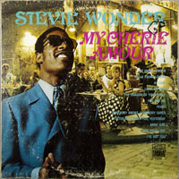 STEVIE WONDER  -  MY CHERRIE AMOUR - septembe - 1969
