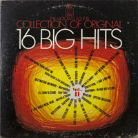 VARIOUS  -  16 BIG HITS VOLUME 11 - oktober - 1969
