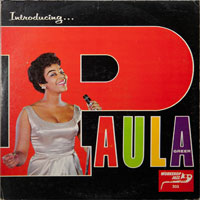 PAULA GREER  -  INTRODUCING - januari - 1963