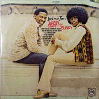 EDWIN STARR & BLINKY  -  JUST WE TWO - oktober - 1969