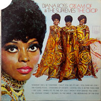 SUPREMES  -  CREAM OF THE CROP - november - 1969