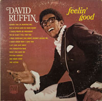 DAVID RUFFIN  -  FEELING GOOD - november - 1969
