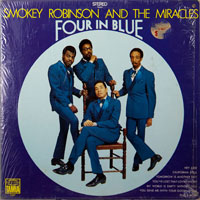 MIRACLES  -  FOUR IN BLEU - november - 1969