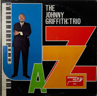 JOHNNY GRIFFITH TRIO  -  JAZZ - januari - 1963