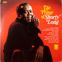 SHORTY LONG  -  PRIME OF SOUL - november - 1969