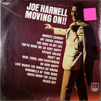 JOE HARNELL  -  MOVING ON - december - 1969