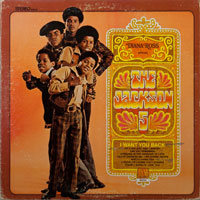 JACKSON 5  -  DIANA ROSS PRESENTS - december - 1969