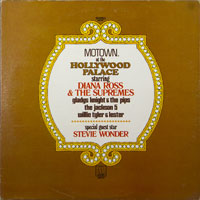 VARIOUS  -  LIVE AT THE HOLLYWOOD PALACE - march - 1970