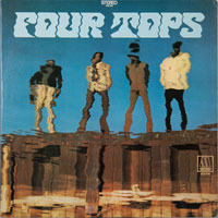 FOUR TOPS  -  STILL WATERS RUN DEEP - march - 1970
