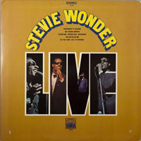 STEVIE WONDER  -  LIVE - march - 1970