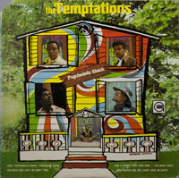 TEMPTATIONS  -  PSYCHEDELLIC SHACK - march - 1970