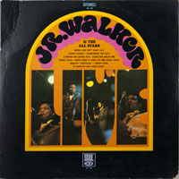 JR WALKER & ALL STARS  -  LIVE - may - 1970