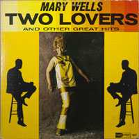 MARY WELLS  -  TWO LOVERS - januari - 1963