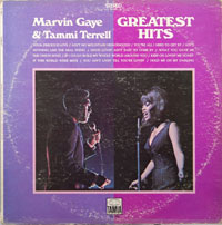 MARVIN GAYE & TAMMI TERRELL  -  GREATEST HITS - may - 1970