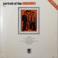 ORIGINALS  -  PORTRAIT OF - june - 1970