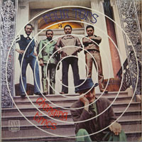 FOUR TOPS  -  CHANGING TIMES - august - 1970