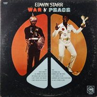 EDWIN STARR  -  WAR & PEACE - august - 1970