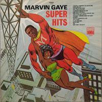 MARVIN GAYE  -  SUPER HITS - septembe - 1970
