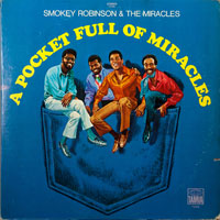 MIRACLES  -  POCKETFULL OF MIRACLES - septembe - 1970