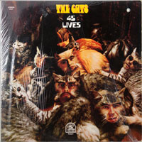 CATS  -  45 LIVES - septembe - 1970