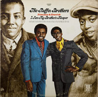 JIMMY & DAVID RUFFIN  -  I'M MY BROTHERS KEEPER - oktober - 1970