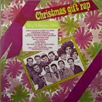 VARIOUS  -  CHRISTMAS GIFT 'RAP - november - 1970