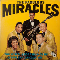 MIRACLES  -  FABELOUS MIRACLES - may - 1963