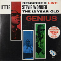 STEVIE WONDER  -  12 YEARS OLD GENIUS - may - 1963