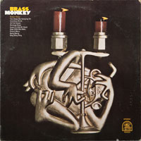 BRASS MONKEY  -  SAME - april - 1971