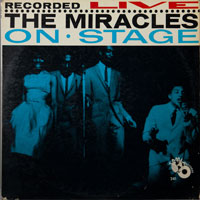 MIRACLES  -  LIVE ON STAGE - may - 1963