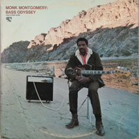 MONK MONTGOMMERY  -  BASS ODYSEE - may - 1971