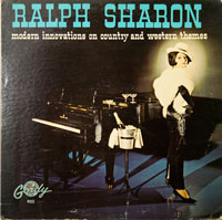 RALPH SHARON  -  MODERN INNOVATIONS OF C & W THEMES - june - 1963