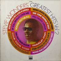 STEVIE WONDER  -  GREATEST HITS VOL. 2 - november - 1971