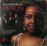GLADYS KNIGHT  -  STANDING OVATION - december - 1971