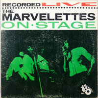 MARVELETTES  -  LIVE ON STAGE - july - 1963