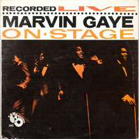MARVIN GAYE  -  LIVE ON STAGE - septembe - 1963