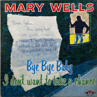 MARY WELLS  -  BYE BYE BABY - november - 1961