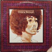ELAINE BROWN  -  ELAINE BROWN - april - 1973