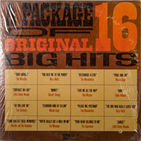 VARIOUS  -  16 BIG HITS VOL. 1 (16 HITS 2ND COVER) - november - 1963