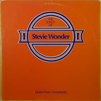 VARIOUS JOBETE  -  THE SONGS OF STEVIE WONDER - may - 1974