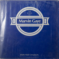 VARIOUS JOBETE  -  THE SONGS OF MARVIN GAYE - may - 1974